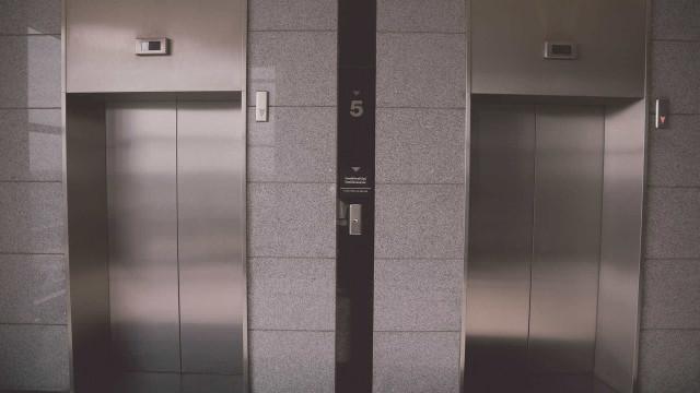 Queda de elevador no Catete deixa morto e ferido