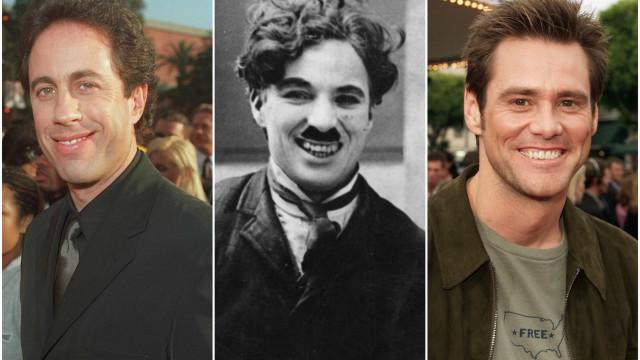 Reis do riso: veja os maiores nomes da comédia no mundo