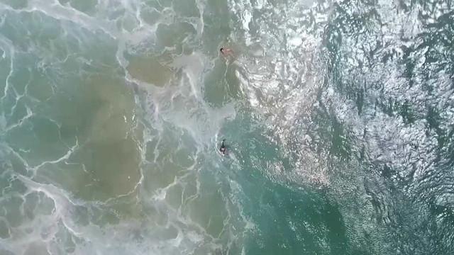 Vídeo: drone salva dois jovens de afogamento na Austrália