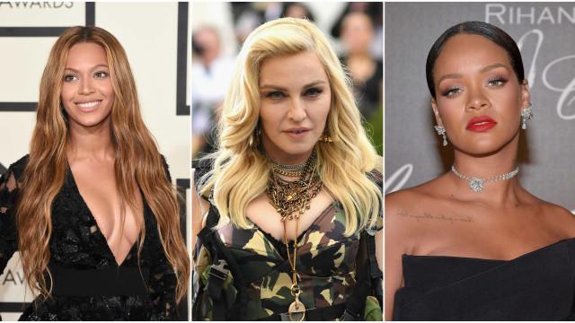 Lista: os melhores álbuns das divas do pop