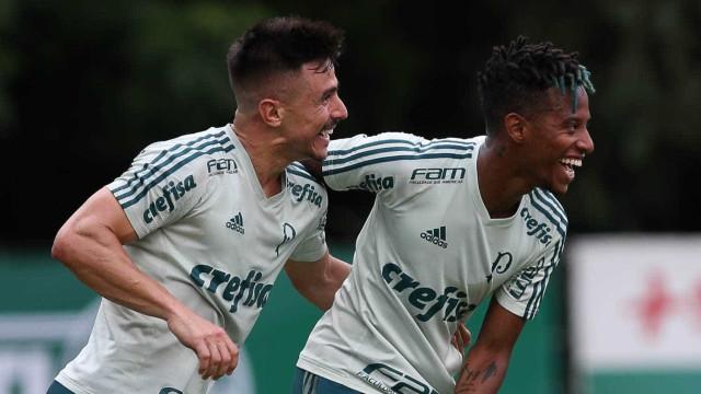 Reforços funcionam, e Palmeiras vence Santo André no Paulista