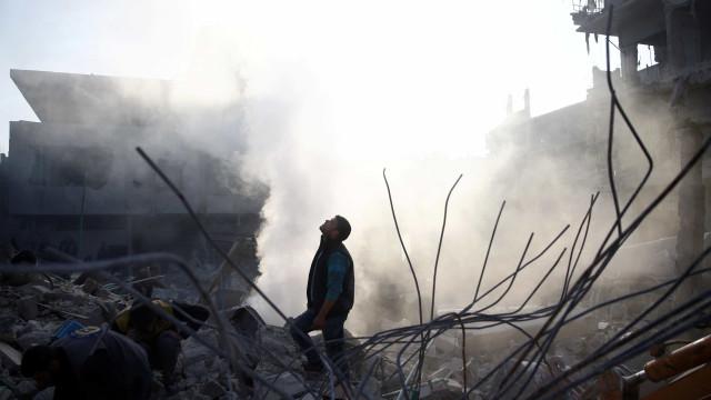 Comissariado da ONU pede cessar-fogo na Síria