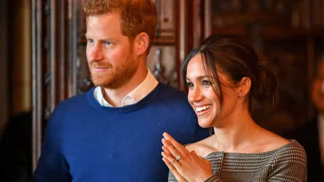 Meghan Markle diz que príncipe Harry é feminista