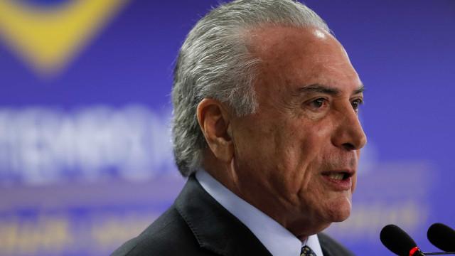 Temer quer aval para Exército fazer busca e apreensão em massa no Rio