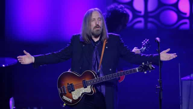 Tom Petty morreu de overdose acidental, afirmam legistas