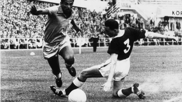 'Alegria do Povo', Garrincha nos deixou há 35 anos
