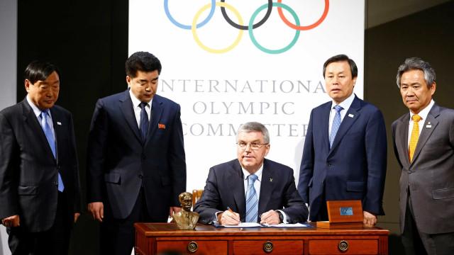 Coreia do Norte enviará 22 atletas para PyeongChang