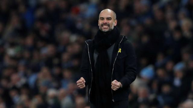 'Teremos Gabriel Jesus de volta em duas ou três semanas', diz Guardiola