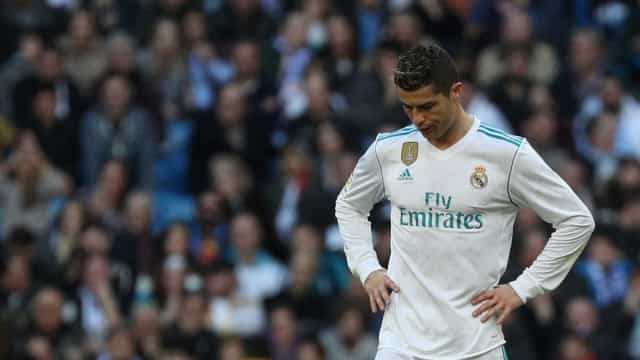 Presidente do Real Madrid para CR7: 'Não há dinheiro para aumento'