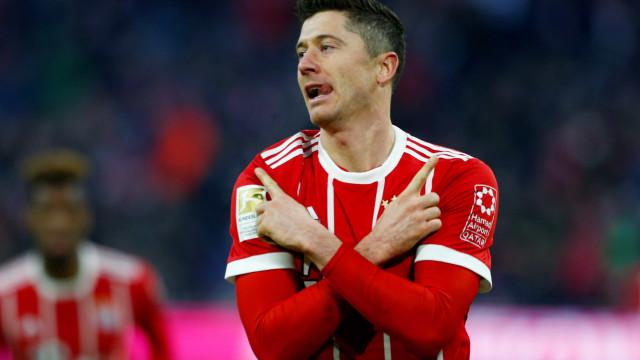 Lewandowski recebe proposta 'surreal' de gigante europeu