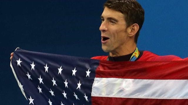 Michael Phelps revela luta contra depressão e diz que quer salvar vidas