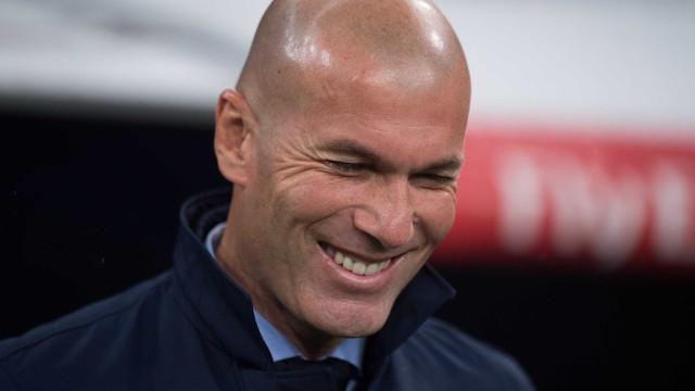 PSG entra em contato com Zidane, afirma jornal espanhol
