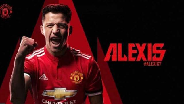 Vídeo: Alexis Sánchez é apresentado oficialmente no Man. United