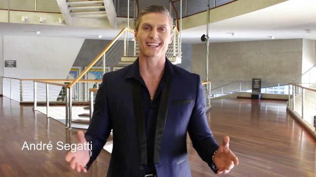 De volta à Globo, André Segatti não deixará ramo de cosméticos