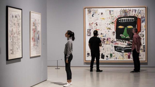 Retrospectiva de Basquiat chega a São Paulo no aniversário da cidade