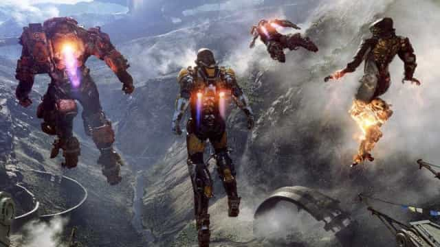 EA Games lança vídeo com 20 minutos de gameplay de 'Anthem'; veja
