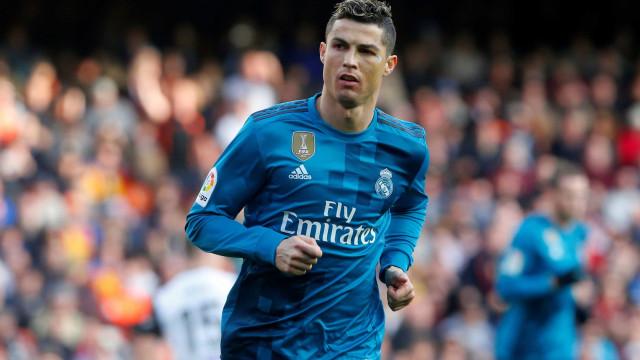 Facebook se une a Cristiano Ronaldo para produzir série de televisão