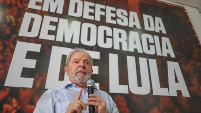 Defesa de Lula pede que recurso contra prisão seja julgado amanhã