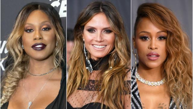 Os penteados que estão dominando os red carpet deste ano