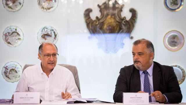 """""""França é bem-vindo ao PSDB, mas tem que disputar prévias"""", diz Doria"""