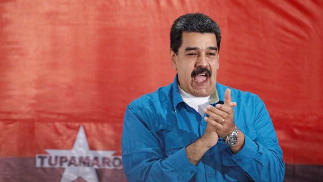 Maduro antecipa eleição legislativa em dois anos na Venezuela