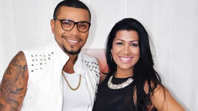 Naldo admite ter jogado garrafa na mulher, Ellen Cardoso