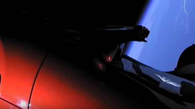 Onde está o Tesla que foi para o Espaço? Saiba
