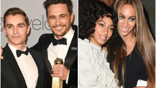 Tudo em família: as celebridades que são parentes
