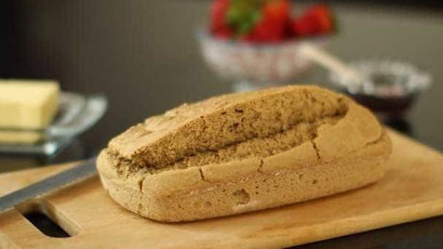 Aprenda a fazer pão sem glúten muito fácil e rápido
