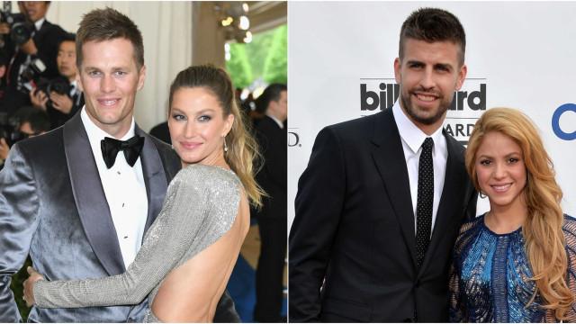Saiba quais celebridades já tiveram romances com atletas