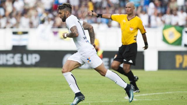 Santos derrota o São Paulo com mais um gol de Gabriel