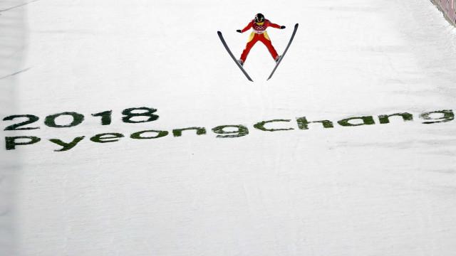 Jogos de Inverno têm 1º final de semana agitado