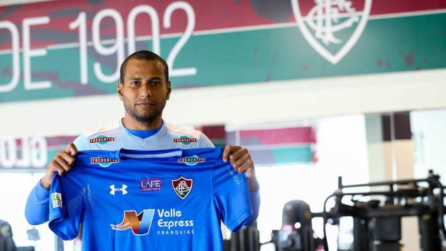 Novo goleiro do Fluminense superou vício em cocaína