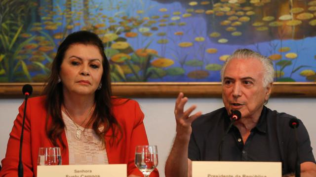 Temer diz que RR terá recursos para crise dos venezuelanos