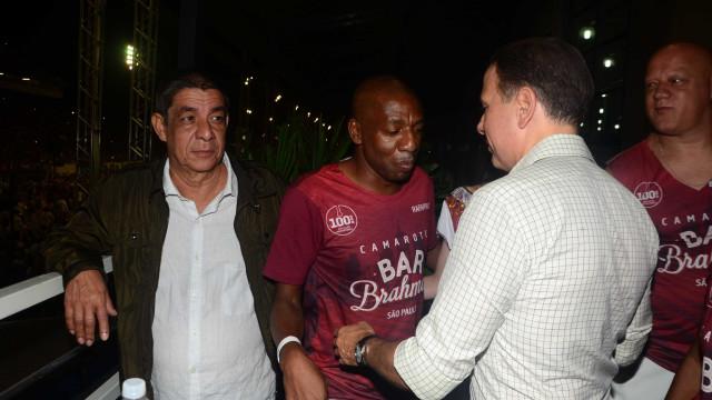 Amaral comenta climão entre Zeca Pagodinho e Doria: 'Na hora errada'