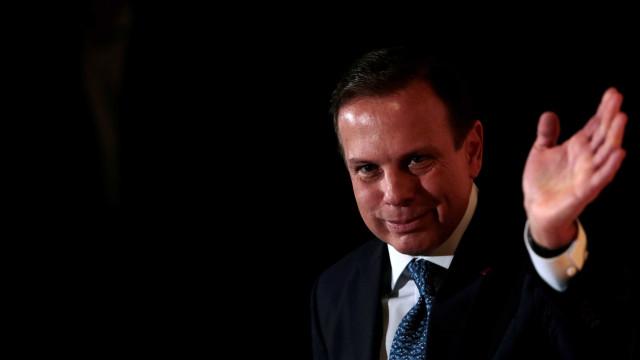 Doria vira réu por uso de 'Acelera, SP' e é multado em R$ 200 mil