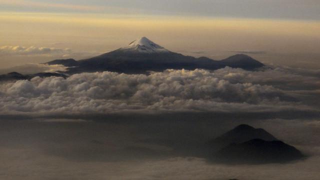 Americano morre durante escalada de vulcão no México