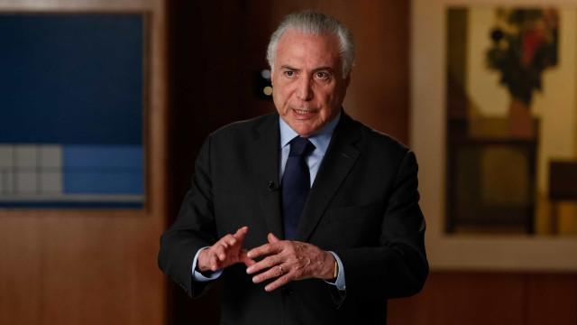 Temer reúne ministros para discutir situação de venezuelanos