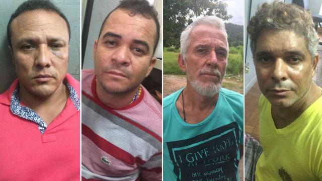 Quatro suspeitos de sequestrar ex-prefeito na BA são presos