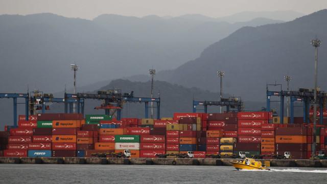 Setor portuário cresceu 8,3% em 2017, aponta Antaq