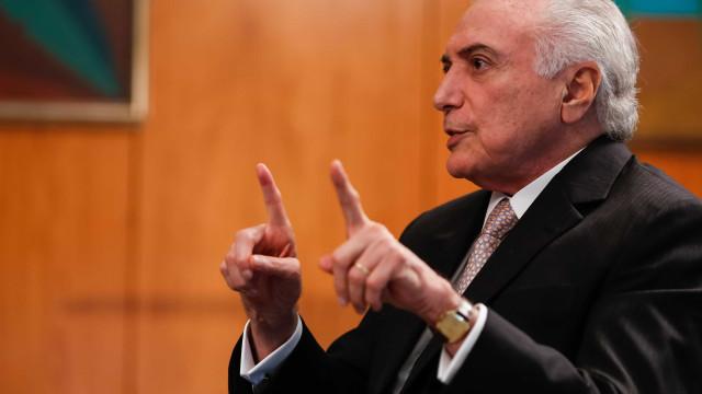 Temer pede ao STF acesso à decisão sobre delação de Funaro em inquérito