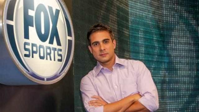 Narrador troca Fox Sports por SporTV pensando na Copa de 2018