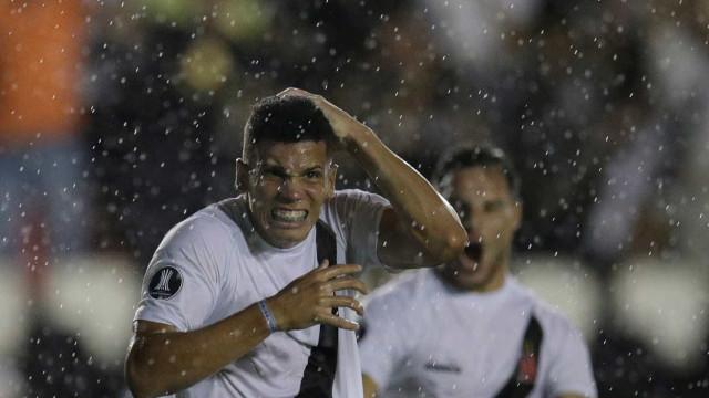 Libertadores: números de jovem do Vasco são melhores que os de Neymar