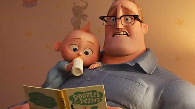 'Os Incríveis 2' ganha primeiro trailer completo; veja