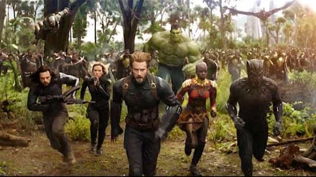 Cenas de 'Vingadores: Guerra Infinita' são gravadas no Brasil