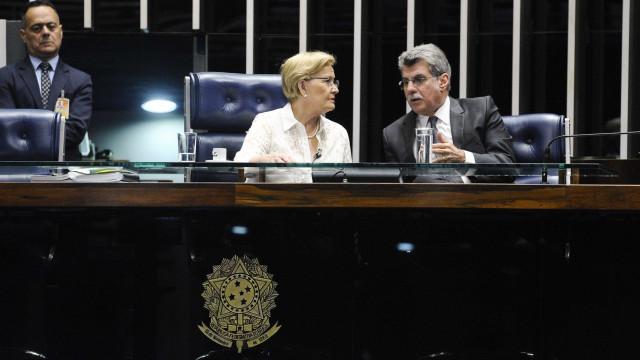Intervenção federal no Rio repercute no Senado nesta sexta-feira