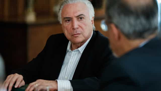 Temer fará pronunciamento para explicar intervenção no Rio
