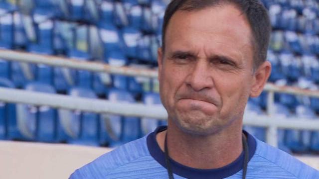 Paraná demite técnico recém-contratado após má fase no estadual