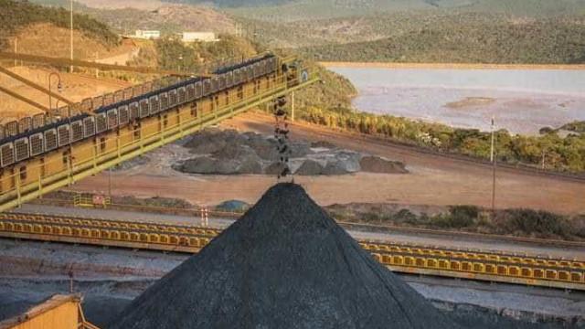 Produção de minério de ferro na Vale bate recorde em 2017
