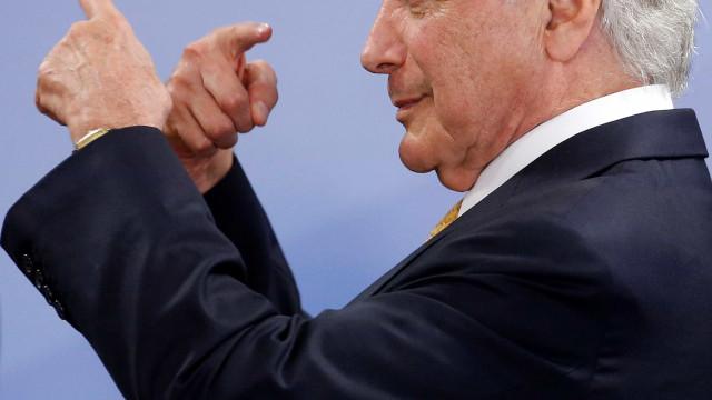 Intervenção no Rio será interrompida para votar Previdência, diz Temer